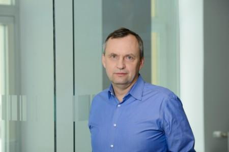 Photographic portrait of  Andris Laucins