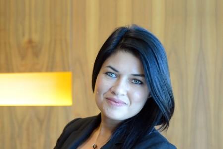 Photographic portrait of Joette Sciortino