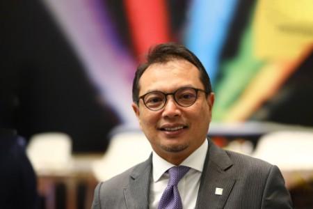 photographic portrait of Dato Abdul Rauf