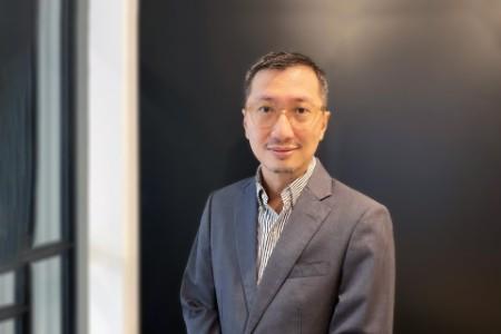 Photographic portrait of Julian Wong