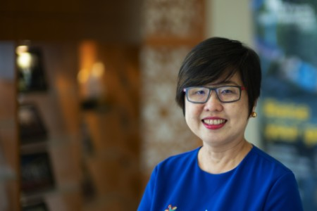 Photographic portrait of Lay Keng Tan.