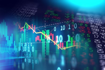 take 5 alert stock market chart