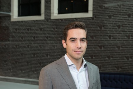 Photographic portrait of Alexandros Matthiessen