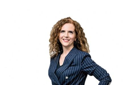 Photographic portrait of Angelique Koopman