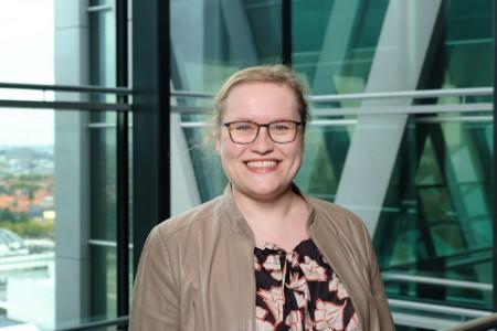 Portretfoto Jennifer van Eekelen