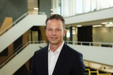 Portretfoto Jeroen Geevers
