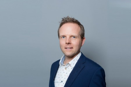 Portretfoto Martijn De Jong