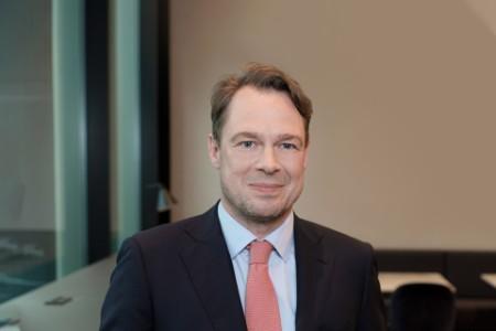 Photographic portrait of Maurice van den Hoek