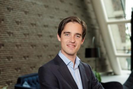 Photographic portrait of Teun van der Zijden