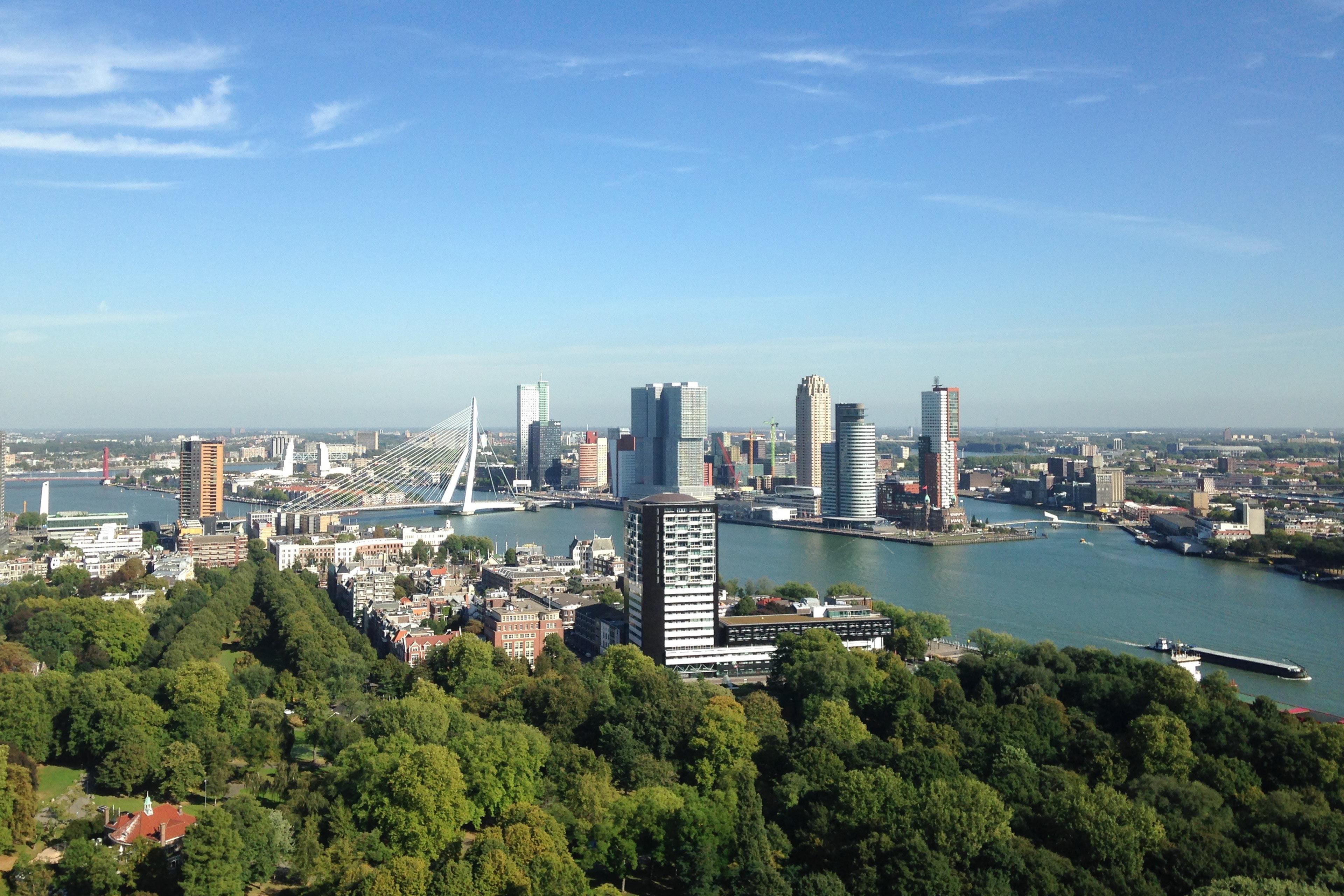 Rotterdam - skyline