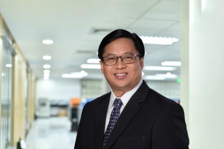 Photographic portrait of Wilson Tan