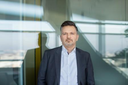 Photographic portrait of Adrian Bunea