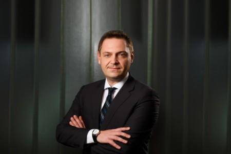 Photographic portrait of Adrian Rus