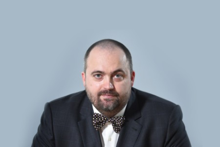 Photographic portrait of Emanuel Băncilă