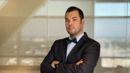 Photographic image of Razvan Tufis