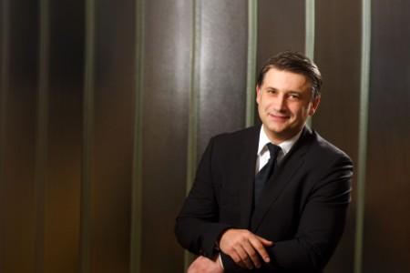 Photographic portrait of Sebastian Mocanu