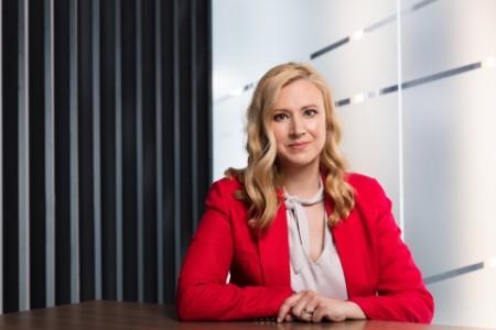 Photographic portrait of Dragana Varagic-Djokic