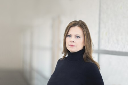 Photographic portrait of Ekaterina Ukhova