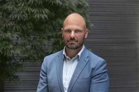 Photographic Portrait of Fredrik Sannergren