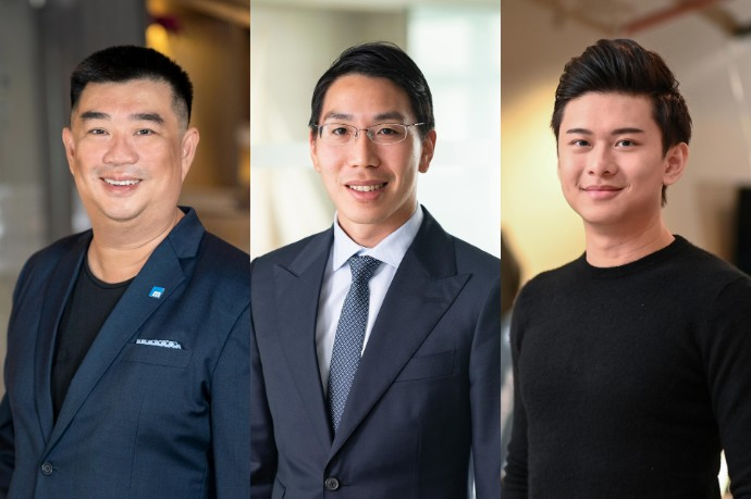 Three leading entrepreneurs named winners of the EY Entrepreneur Of The Year™ 2020 Singapore awards
