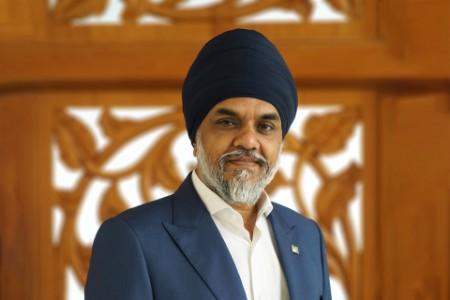 photographic portrait of Amarjeet