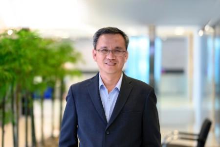 Photographic Portrait of Nelson Chen