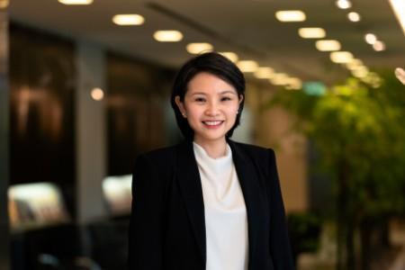 Photographic Portrait of Sandie Wun