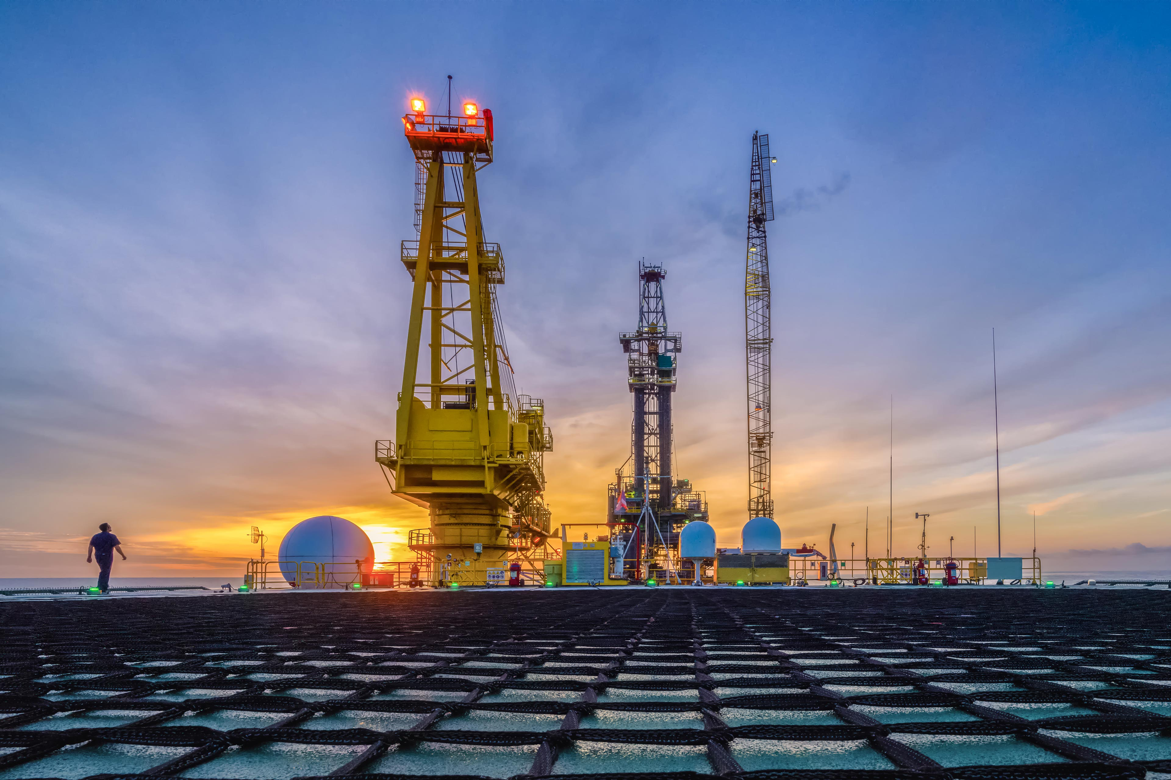 Oilfield services companies and long-term growth