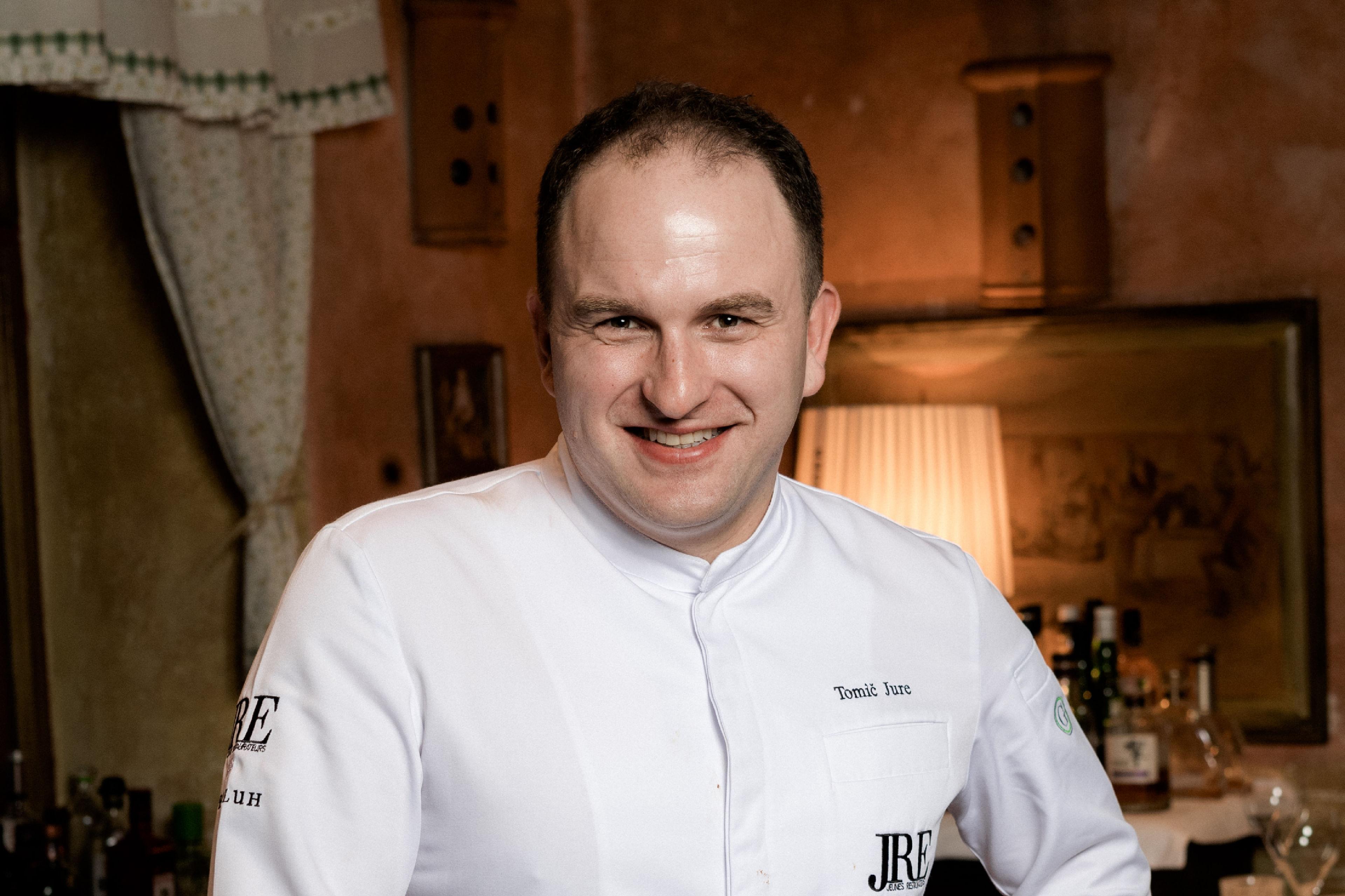Jure Tomič, JRE Chef