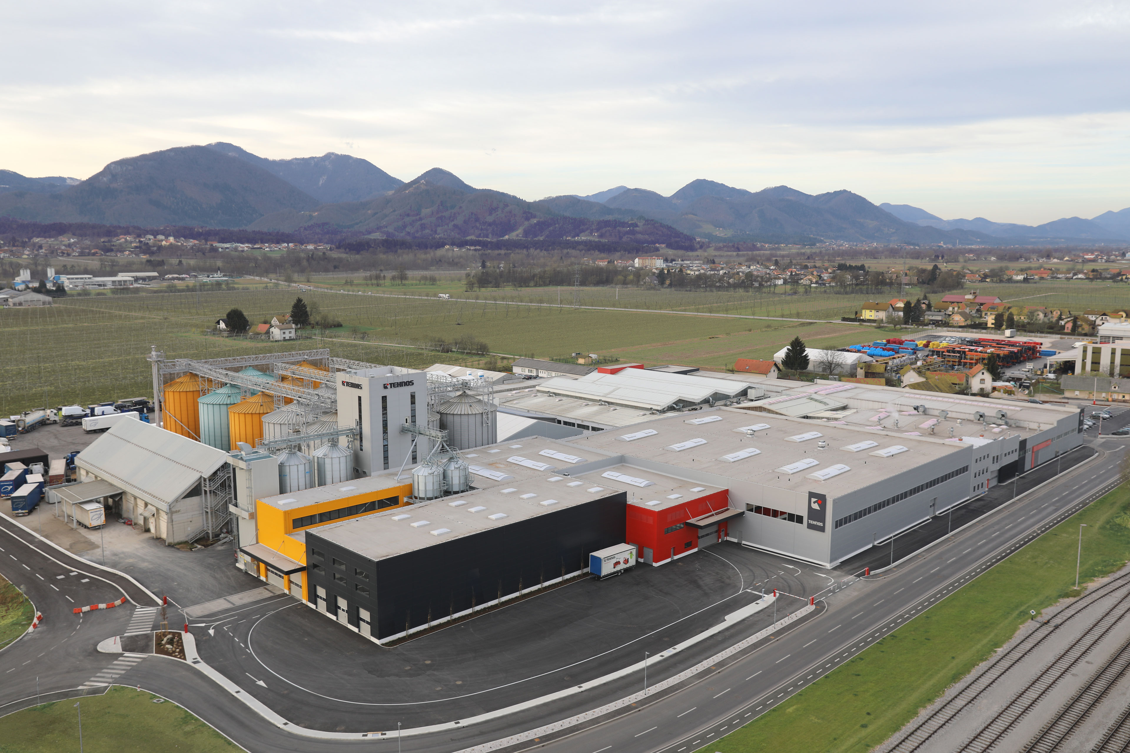 This year they have built a new, state-of-the-art warehouse