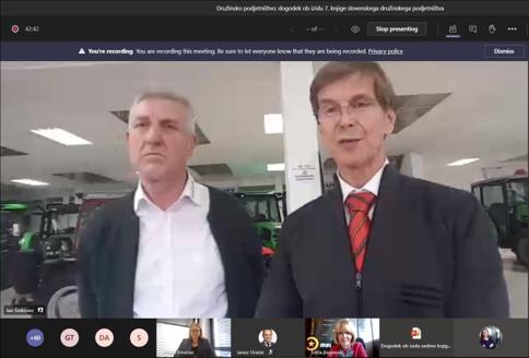 Agromehanika, d. d. - Janez Pušavec in Jan Šinkovec
