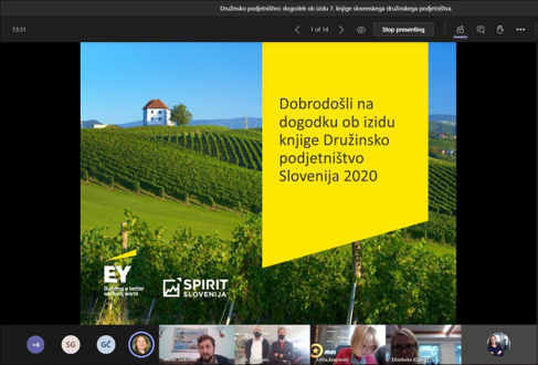 Highlights from the Family Business Slovenia 2020 Webinar