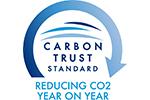 Carbon Trust Standard for Carbon Logo