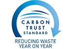 Carbon Trust Standard for Waste Logo
