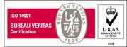 ISO 14001 UKAS environmental standard accreditation