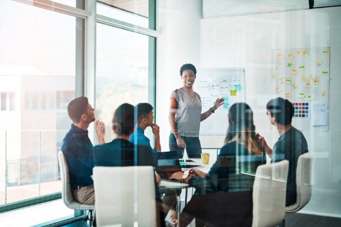 Targets bring more women on boards, but they still don't reach the top