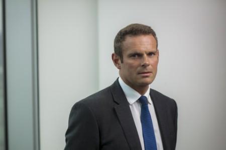 Photographic portrait of Luke Reeve