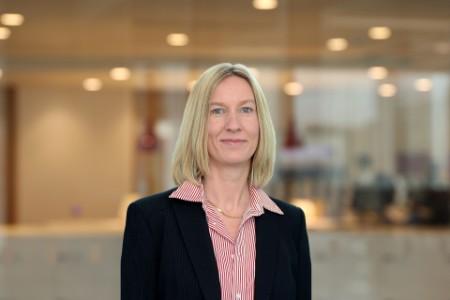 Photographic portrait of Maria Bengtsson