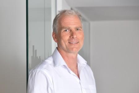 Portrait of Paul Jewitt-Harris