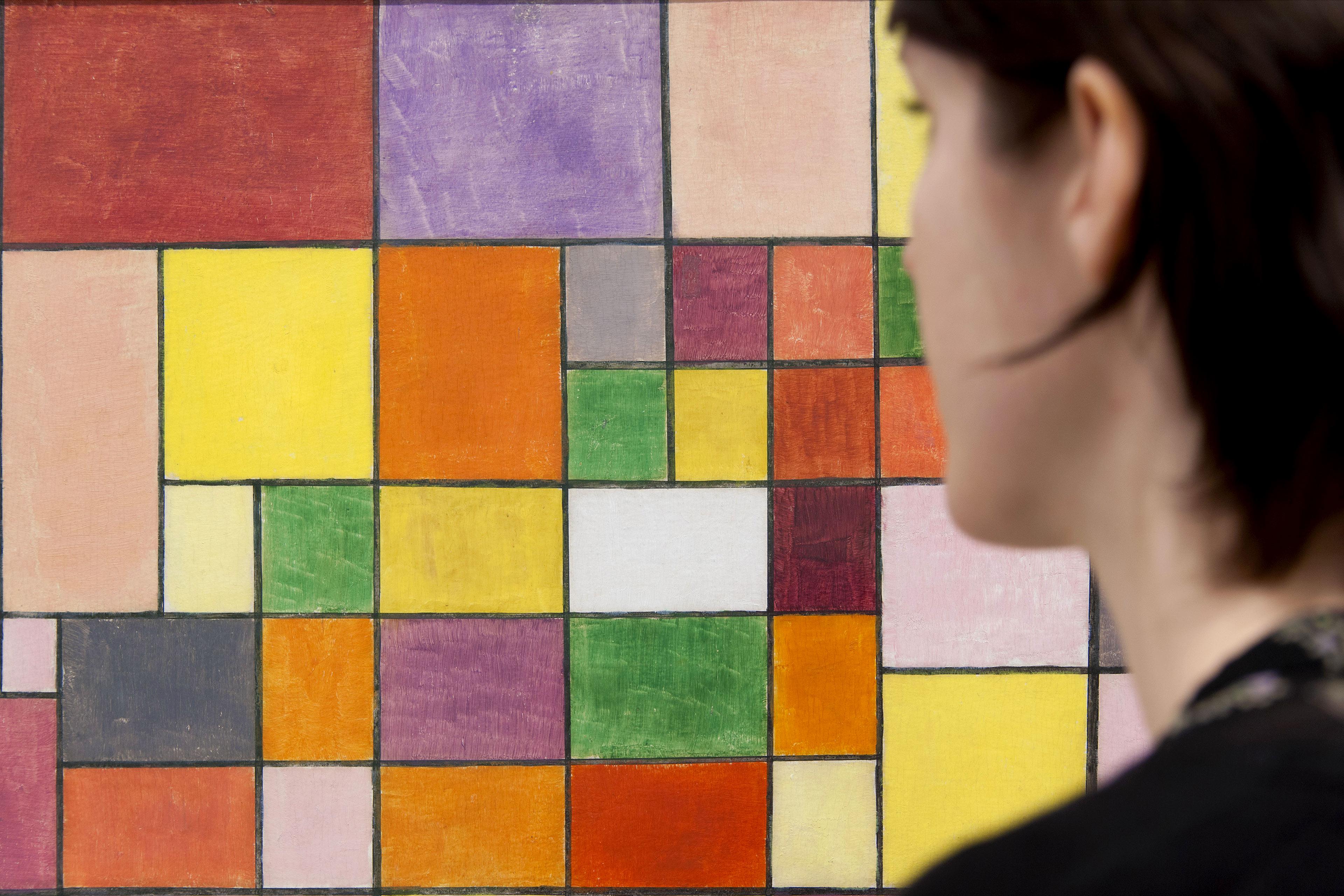 EY Paul Klee Painting