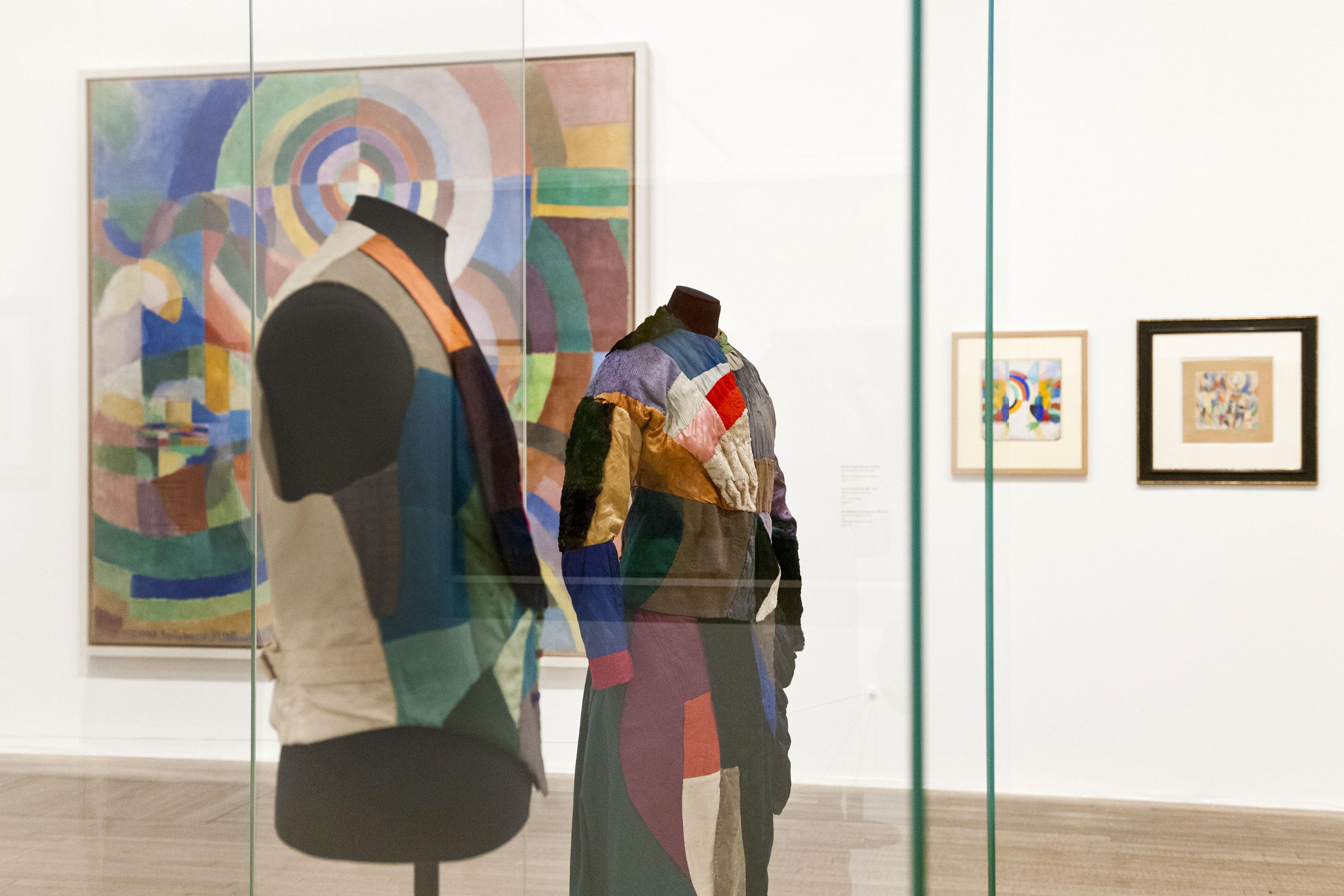 EY Sonia Delaunay Exhibition