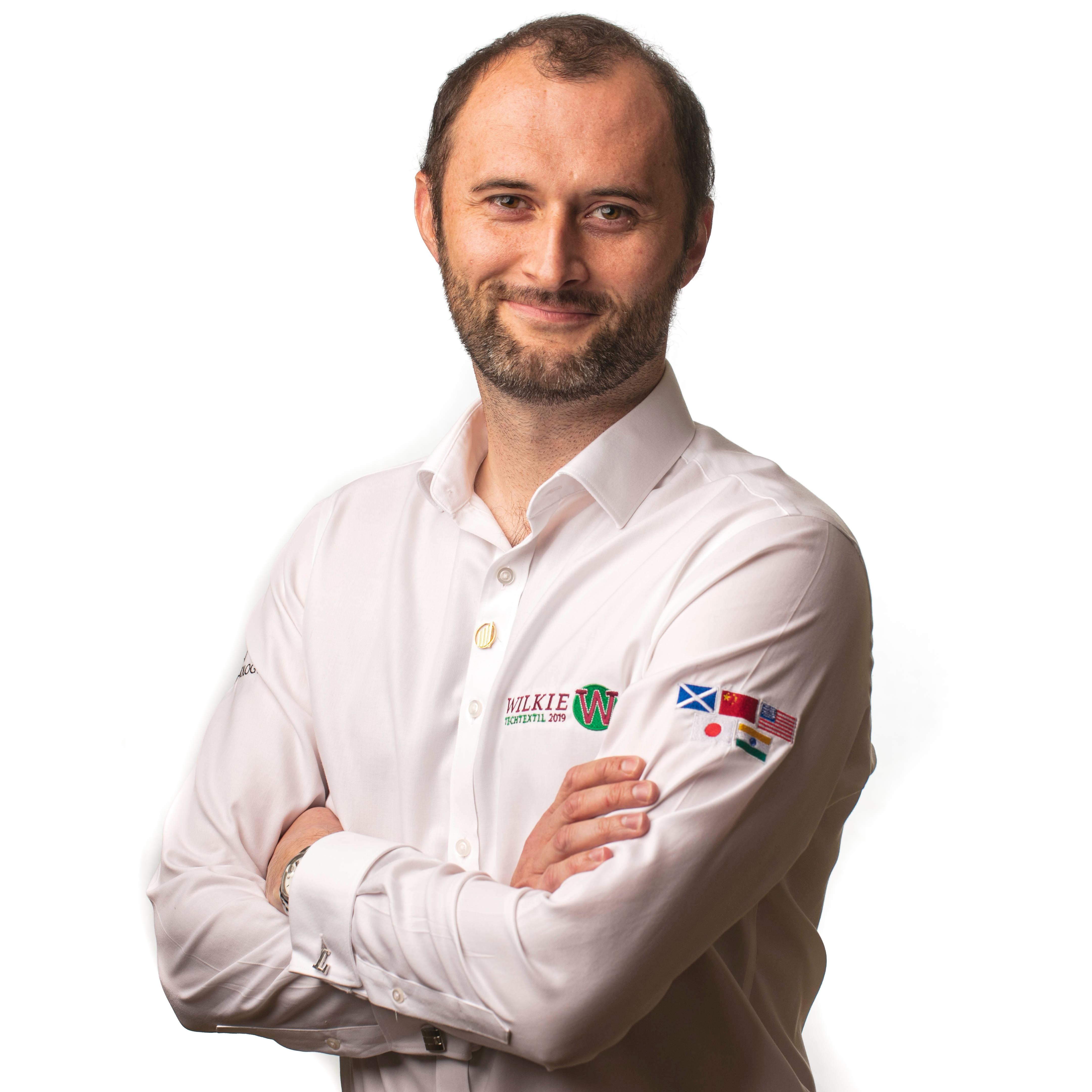 Jean-Christophe Granier J&D Wilkie