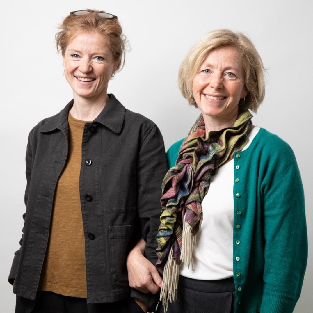 Sarah Dunning and Jane Lane