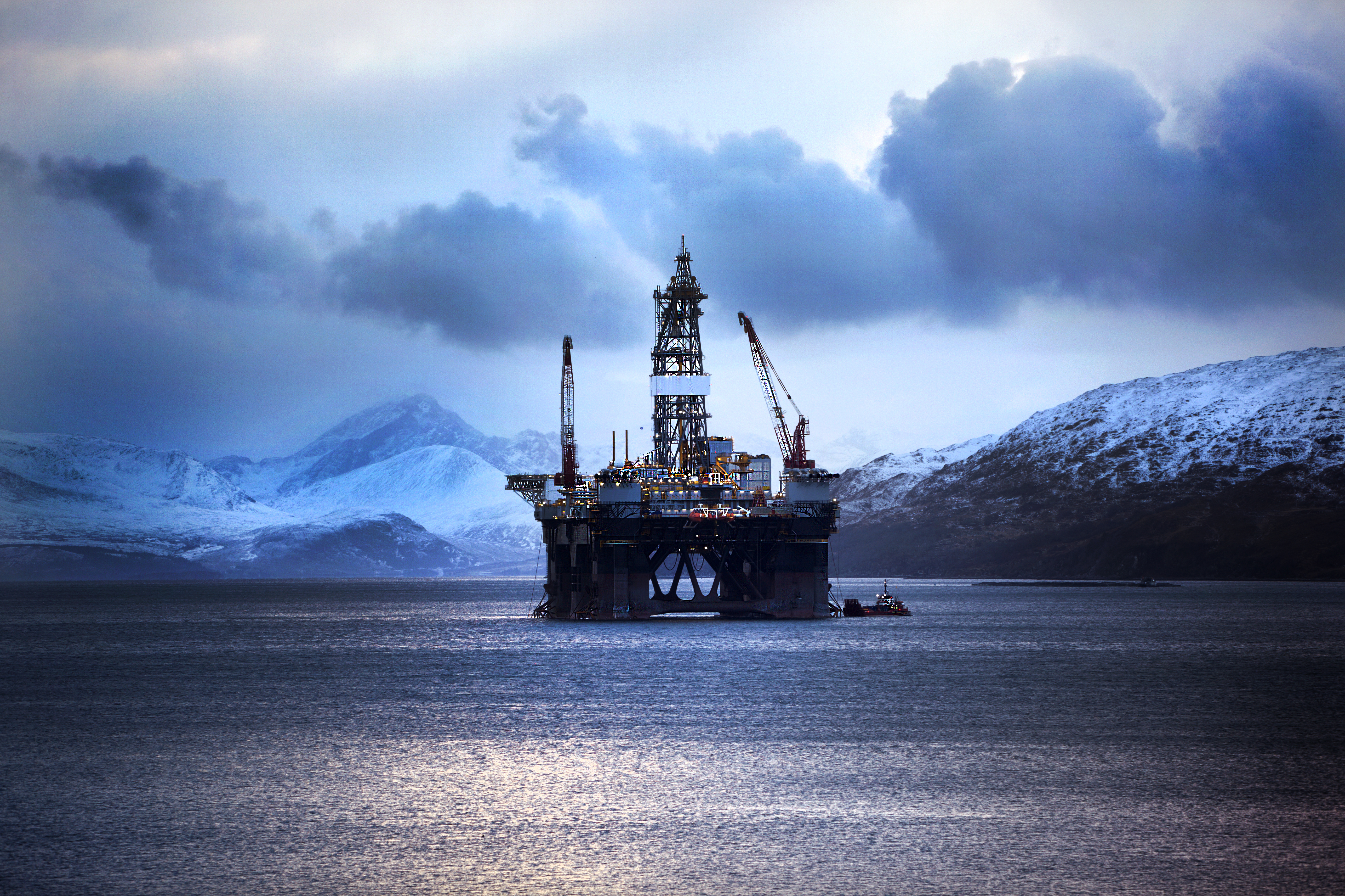 Ninth annual review of the UK oilfield services industry