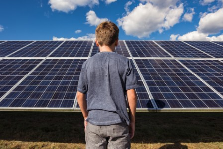 US-solar-panel-young-boy