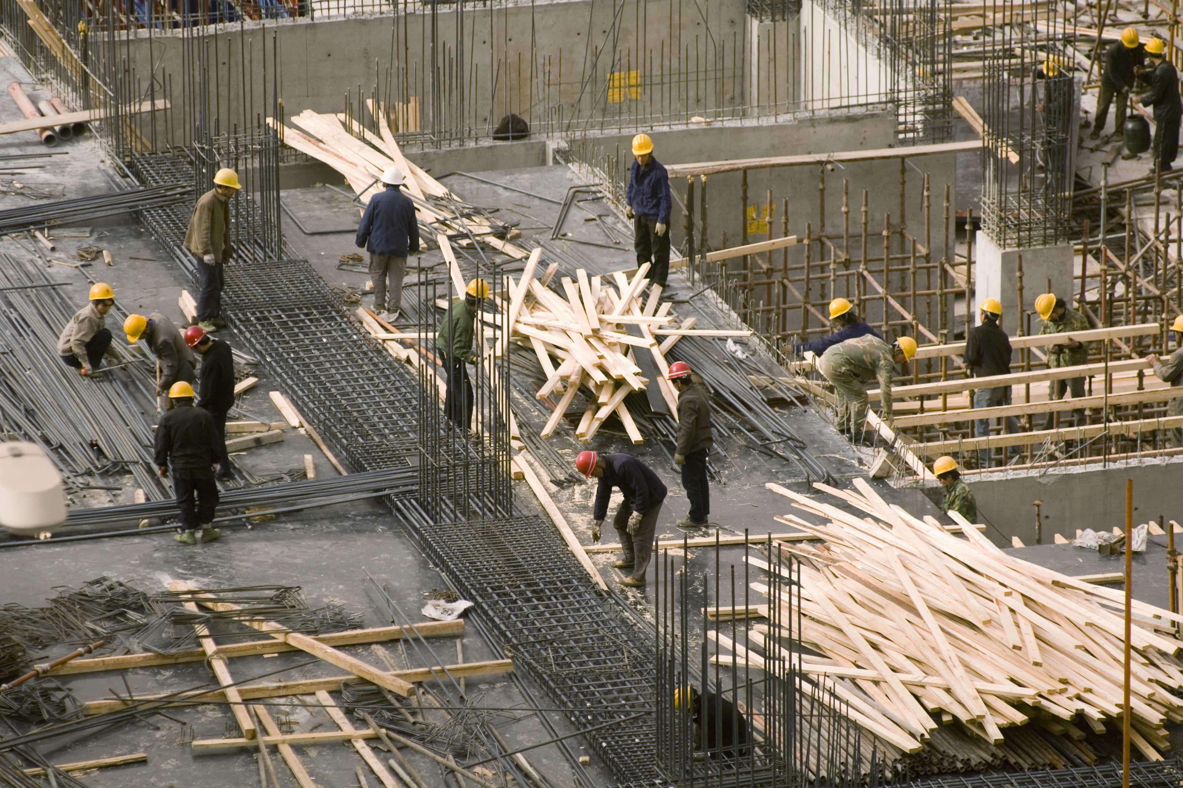 EY - Construction site