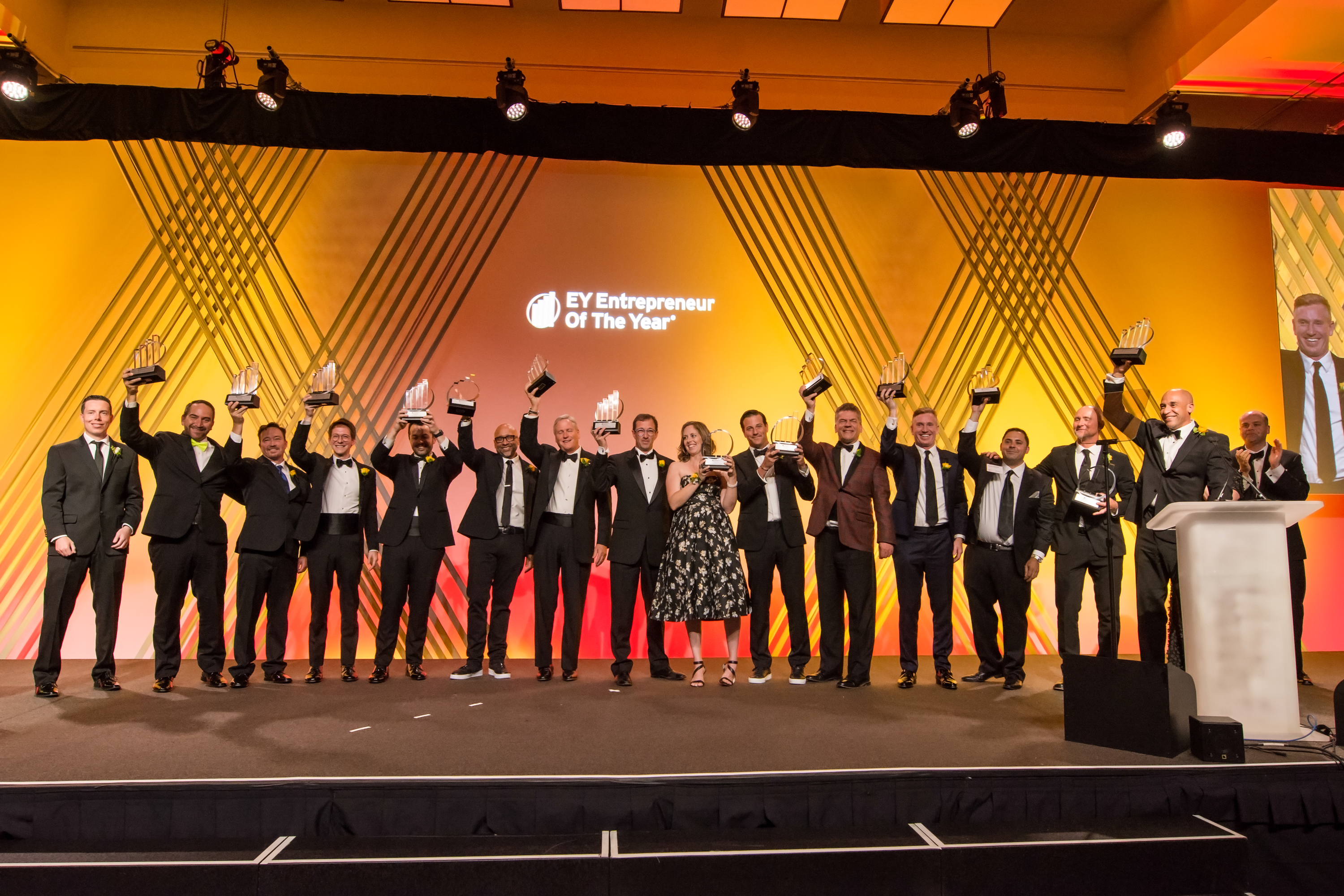 winners of the eoy 2019 new england award
