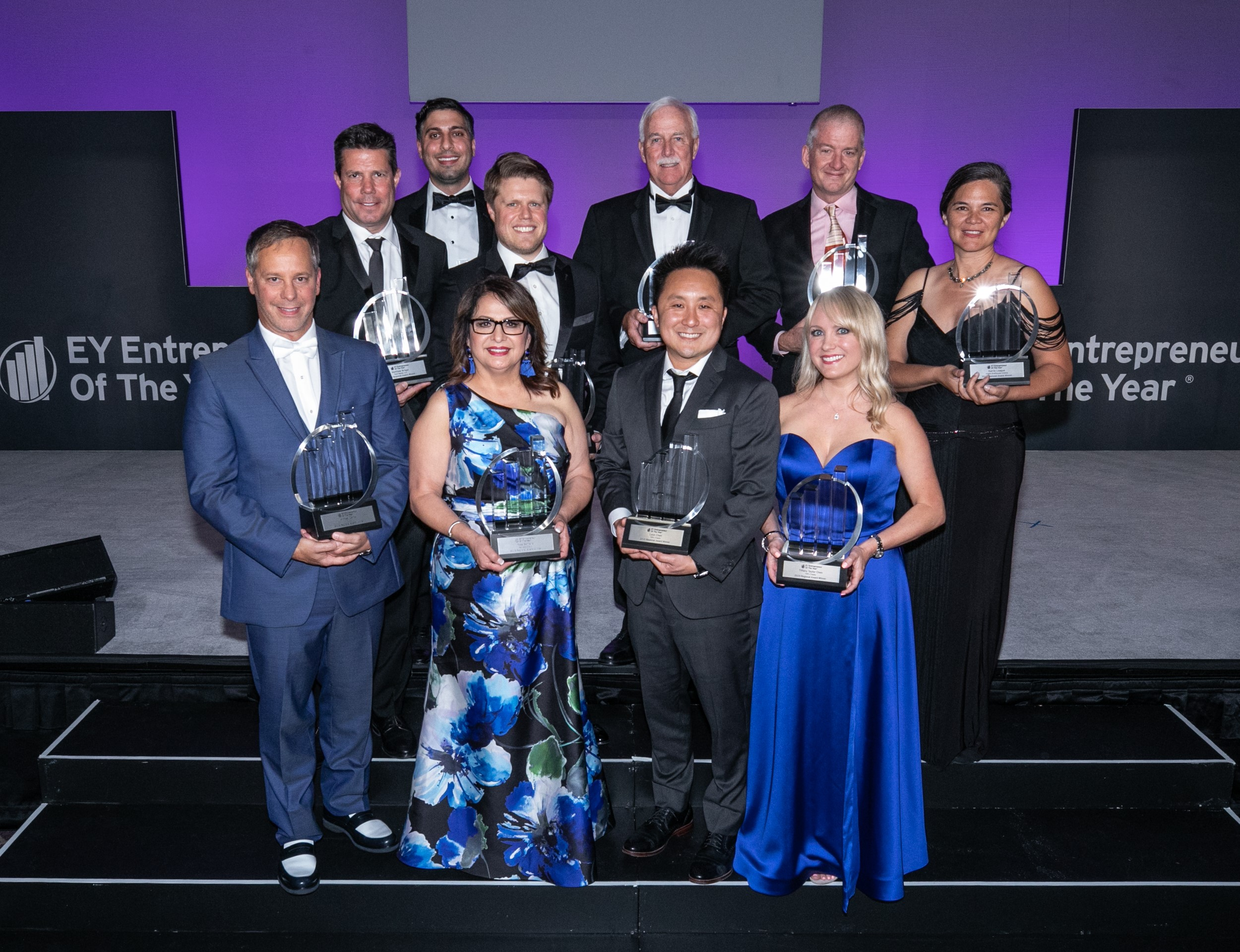 EY Announces Winners for the Entrepreneur Of The Year® 2019 Gulf Coast Area Award