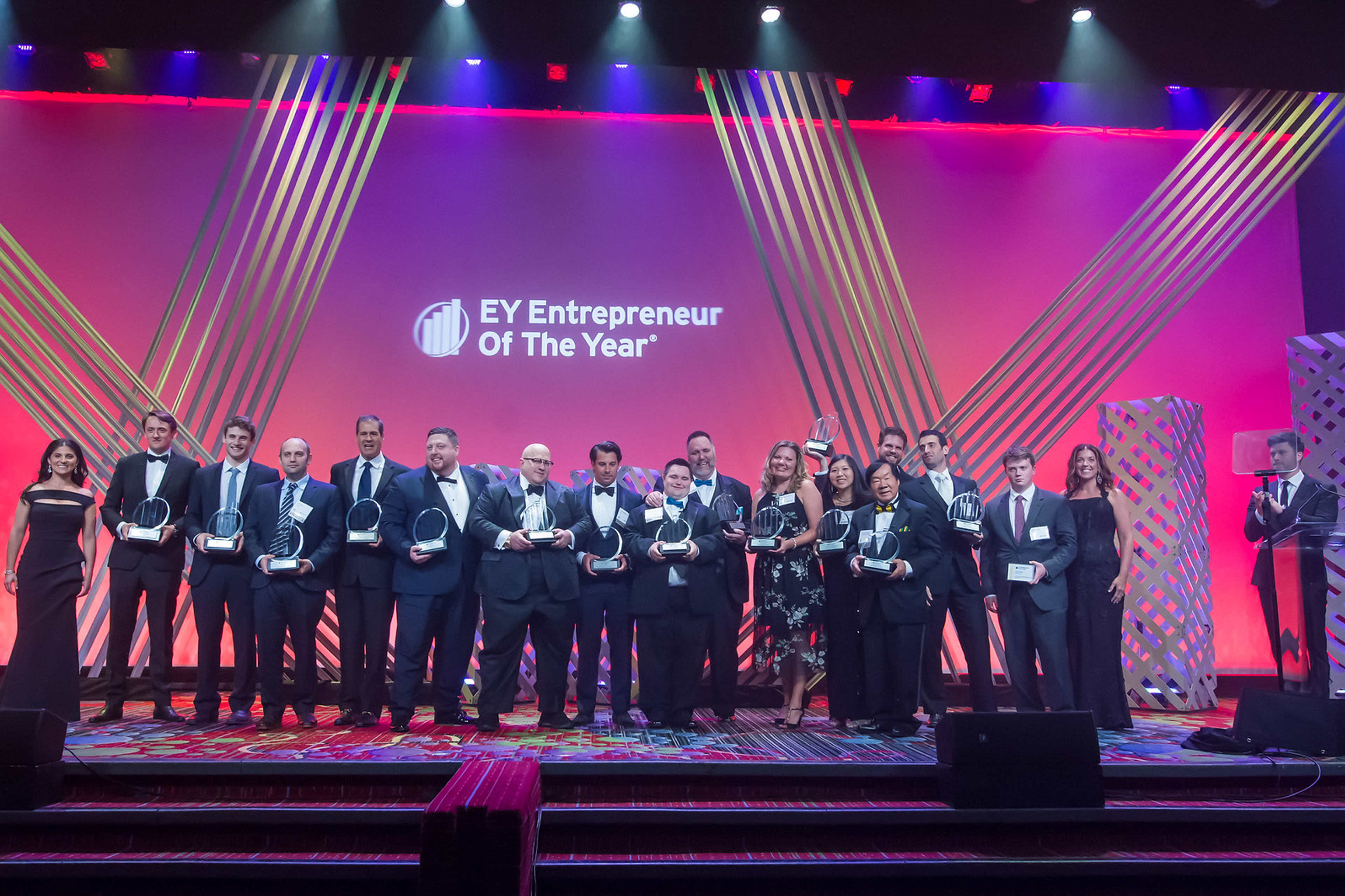 EY announces winners of the Entrepreneur Of The Year® 2019 ...