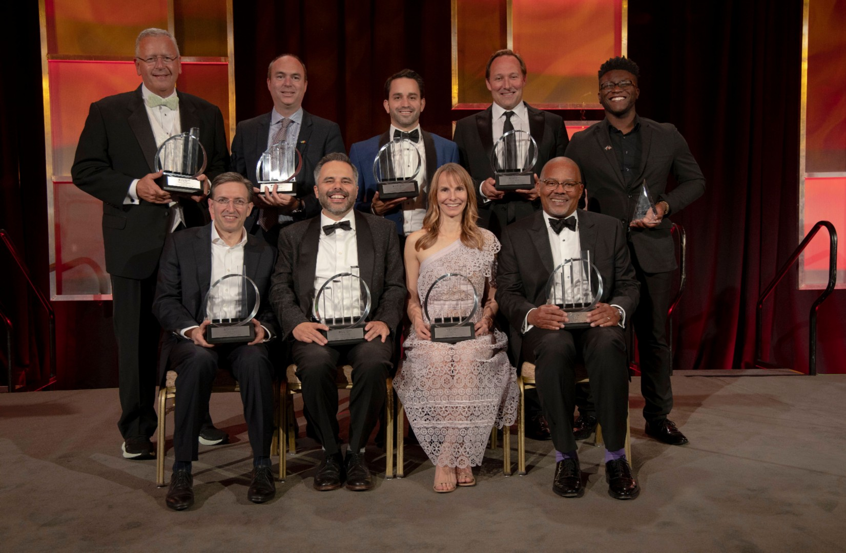 EY announces winners of the Entrepreneur Of The Year® 2019